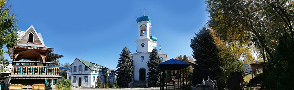 Храм Архангела Михаила, село Тургень